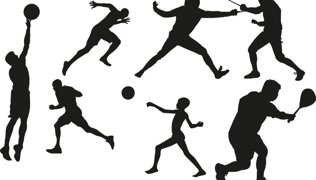 Clip art sports
